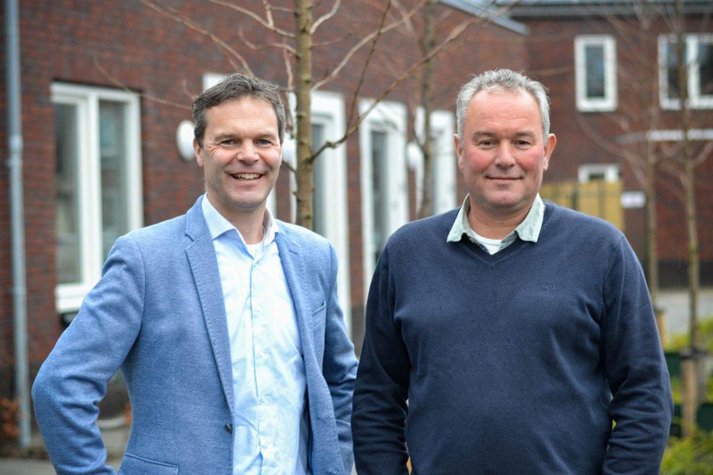 Hugenpothstraat Boxtel - Niels Vader en Wilbert Lucius T&G