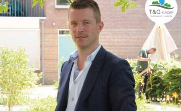 CEO Hans Smulders in Stad+Groen