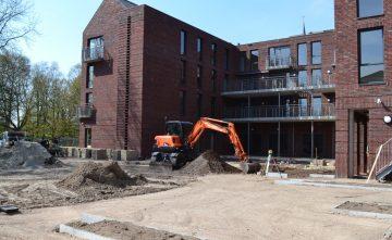 Archipel: T&G maakt buitenruimte voor nieuw zorgcomplex ouderenproof