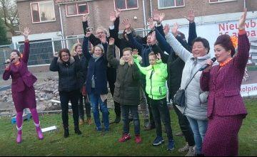 Feestelijke aftrap voor Kolping Nijmegen