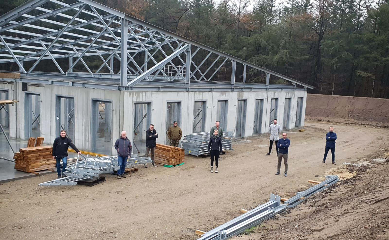 Heesakkers Infra realiseert ook bouwprojecten met succes