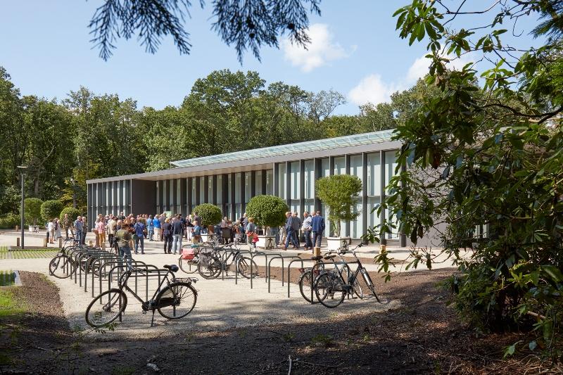 Mattemburgh Wintertuin voor kuipplantencollectie - T&G Terrein en Groenvoorziening