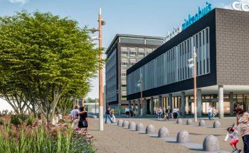 Integratie T&G en Gustaaf krijgt vorm: terreininrichting Catharina Ziekenhuis Eindhoven