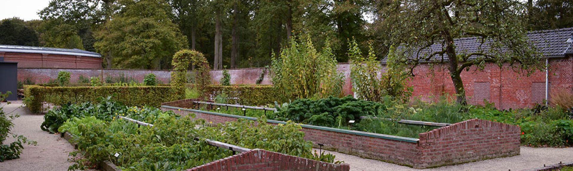 Renovatie Landgoed Mattemburgh - Kruidentuin