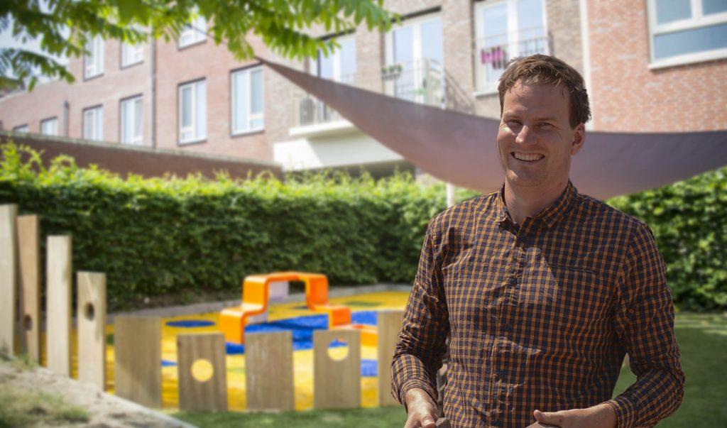 Speelplaats Christian Vervoort