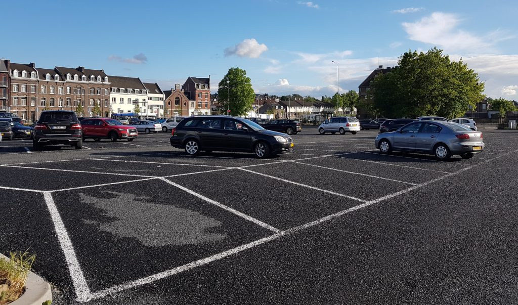Supermarkt - Maasstricht parkeren - T&G Groep