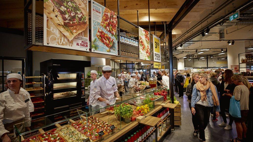Supermarkt - jumbo food market - T&G Groep