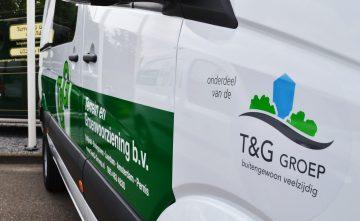 Forse en duurzame uitbreiding wagenpark T&G