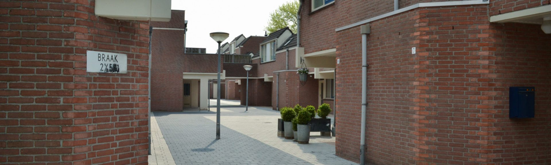 Waterdoorlatende verharding - De Braak