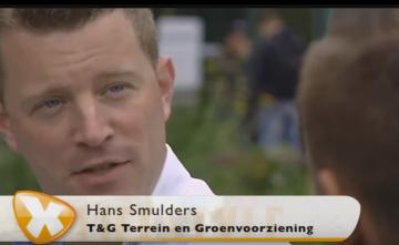 RTL 4 in gesprek met Algemeen Directeur T&G, Hans Smulders